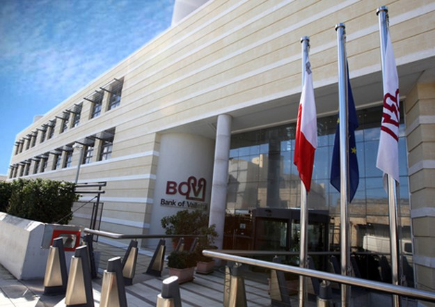 Fitch Rating confirms Bank of Valletta' BBB+ with a stable outlook