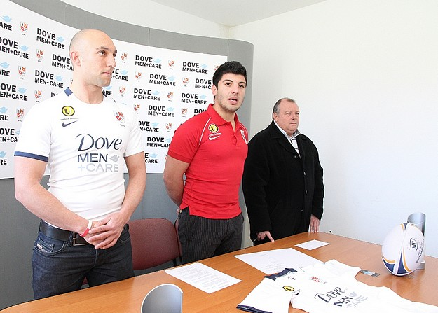 Malta Rugby League announce Dove Men+Care sponsorship