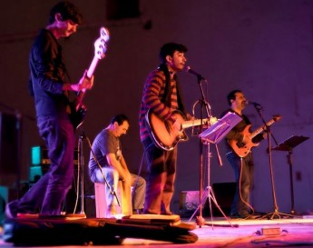 Gozitan Band Divine Sinners perform at charity rock concert