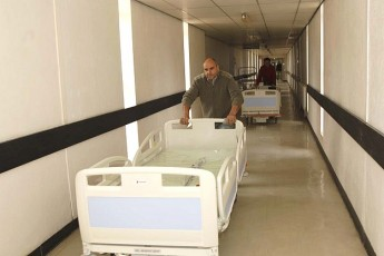 15 new electric beds for wards in the Gozo General Hospital
