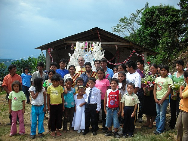 Confraternity of the Knights of St. Peter & St Paul in Peru