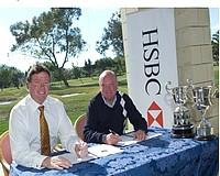 Prestigious golf competition sponsored by HSBC Malta