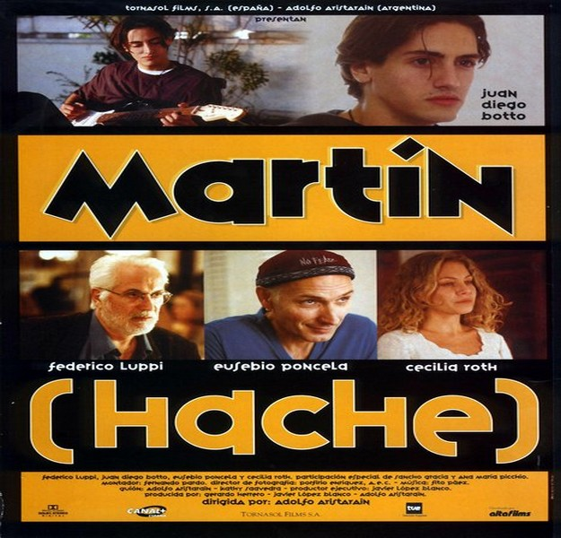 Gozo Film Club presents the Spanish movie Martin (Hache)