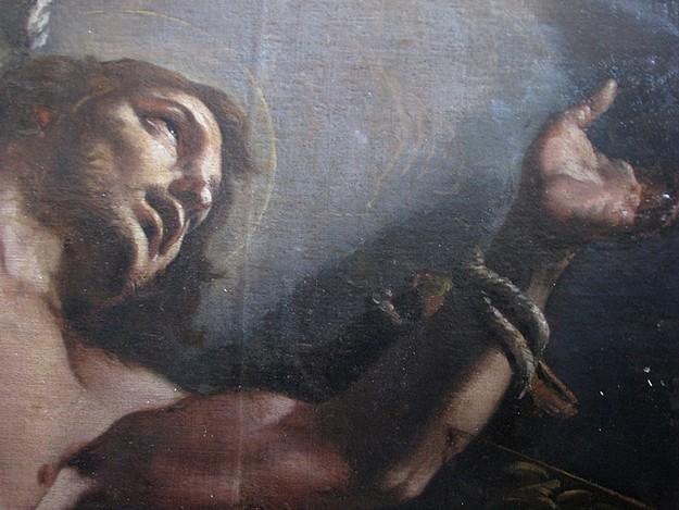 Lecture on the Mattia Preti paintings at Sarria Church