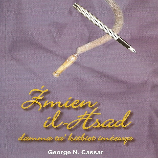 Gozo's George Cassar publishes 2nd edition of Zmien il-Hsad