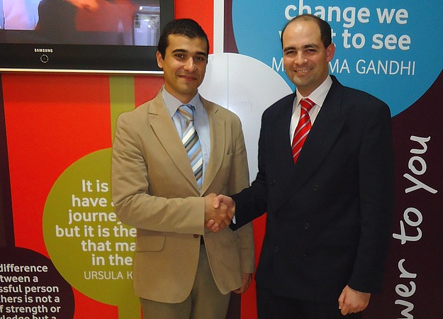 Vodafone business partnership with Dental Assoc of Malta