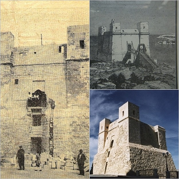 Wignacourt Tower in St Paul's Bay to benefit from EU funds