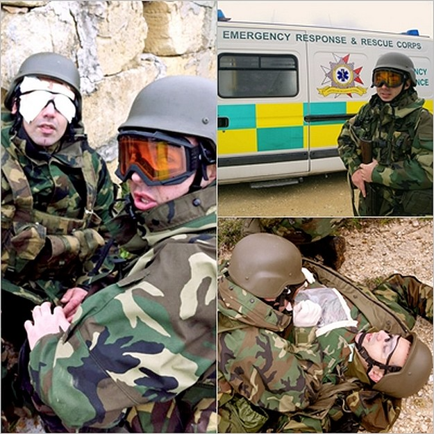 AFM personnel complete combat medic training in Gozo