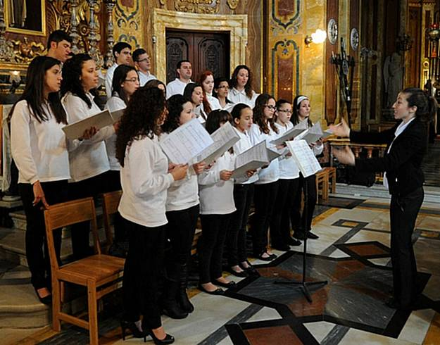The First edition of The Festival of Organs held in Gozo