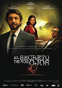 Gozo Film Club presents the movie El Secreto de Sus Ojos