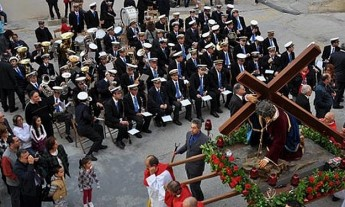 Holy Week events being held in Gozo with the Leone Band