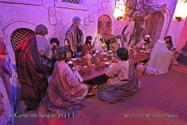 'Ic-Cena tas-Sinjur' organised by the Nadur Males MUSEUM