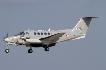 Second AFM Maritime Patrol Aircraft delivered to Malta