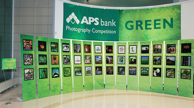 APS Bank opens the 'Green' Photography Exhibition in Malta