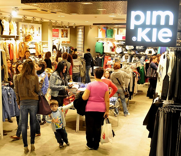 French fashion store Pimkie opens 1st store in Arkadia Gozo