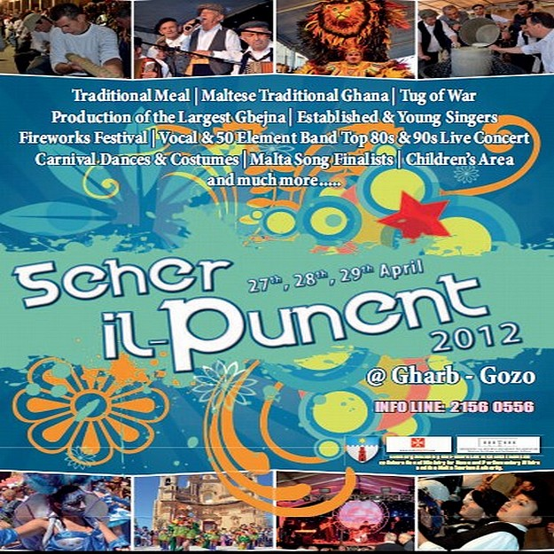 Gharb Council to hold the 6th edition of 'Seher il-Punent'