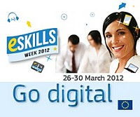 European e-Skills Week 2012 starts on Monday in Malta