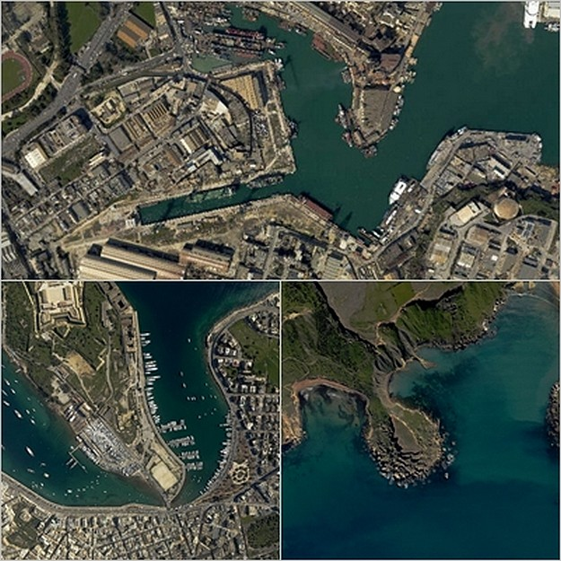 3-D aerial surveys of Maltese Islands carried out by MEPA
