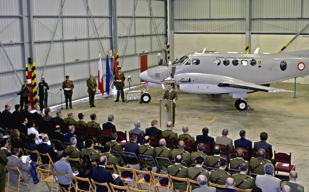 AFM officially rolls out their second Maritime Patrol Aircraft