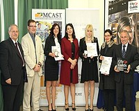 MCAST has Europe's highest number of City & Guilds Medals