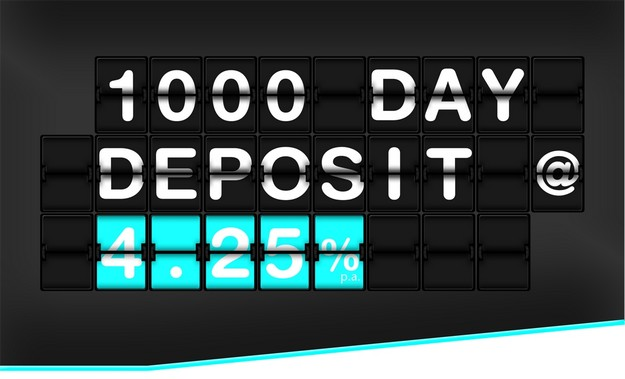 FIMBank announces launch of 1,000 Day Deposit Account