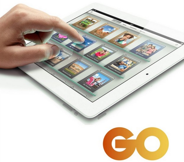 The new Apple iPad now in Malta and available at GO outlets