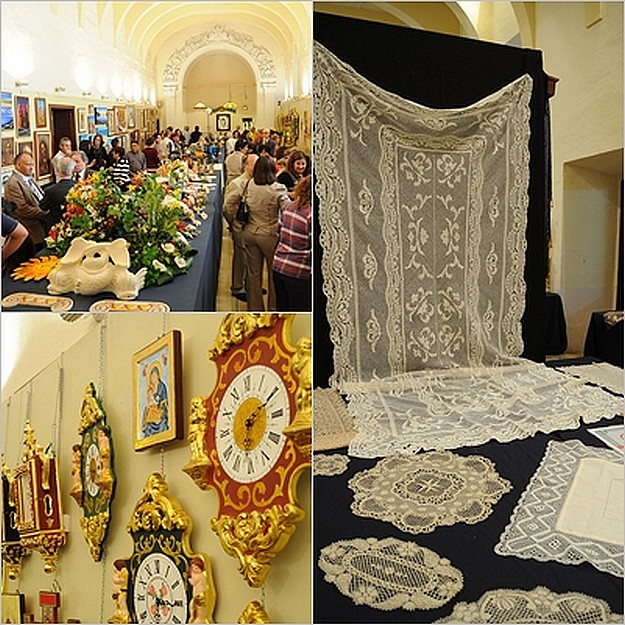 Annual exhibition by the Gozo Centre for Arts & Crafts