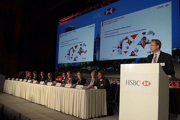 HSBC Bank Malta focusing on long-term sustainability - AGM