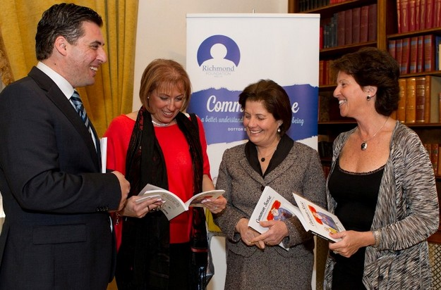 HSBC Malta Foundation sponsors book - Common Sense