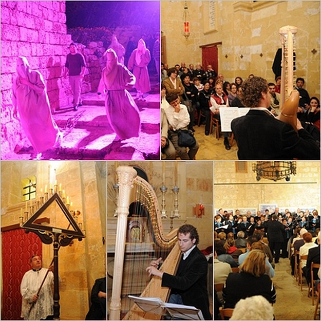'It-Tniebri' - Experience Gozo's past traditions in Holy Week