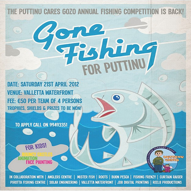 Gozo & Malta charity events to raise funds for Puttinu Cares