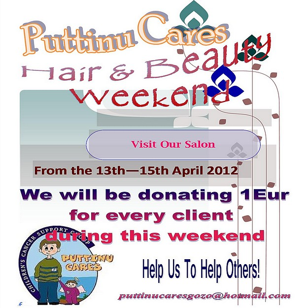 40 Gozo hair & beauty salons give support to Puttinu Cares