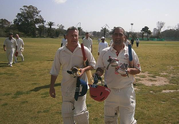 Marsa played Krishna in opener of Cricket Summer league