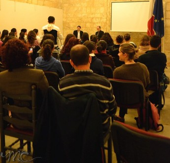 Students' Voice series of discussions gets underway in Gozo