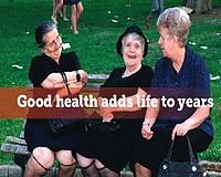 'Good health adds life to years' - World Health Day 2012