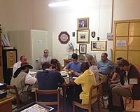 Aberdeen University students visit Santa Lucija, Kercem