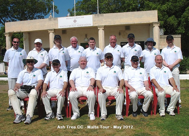 Marsa C.C win weekend series over new team Ash Tree C.C