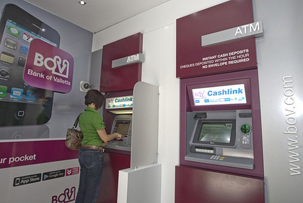 BOV undertakes €1.5 million ATM network upgrade project
