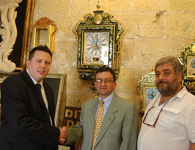 Three Hills Maltese clocks promotion is a great success