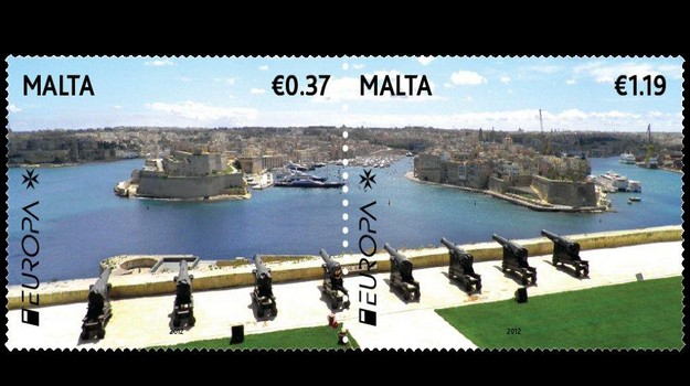 MaltaPost launches the EUROPA 2012 stamps collection
