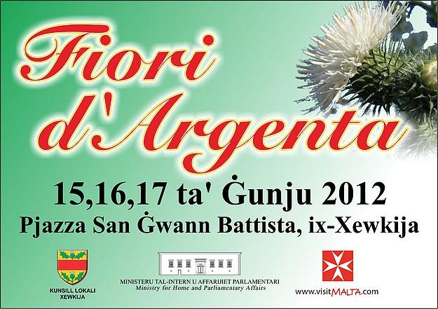 Fiori D'Argenta in Xewkija - Festival of culture & traditions