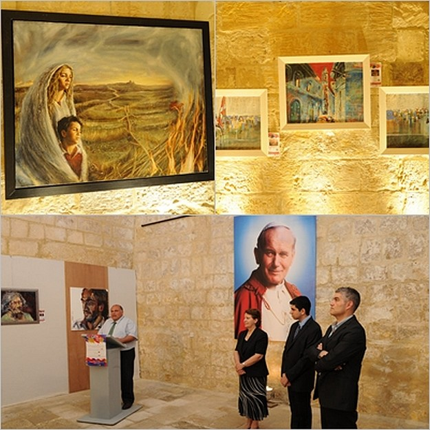 GENTES art exhibition inaugurated at the Cittadella Centre