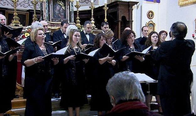 Gaulitanus Choir in anniversary concert-tour of Emilia Romagna