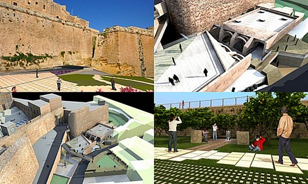 €14.5 million restoration project approved for Gozo Citadel