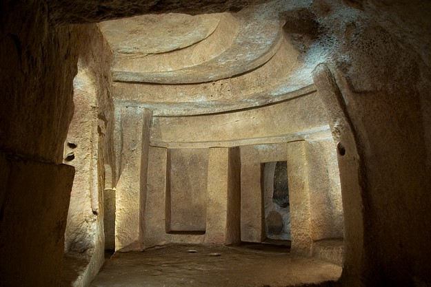 Conclusion of conservation studies on the Hypogeum