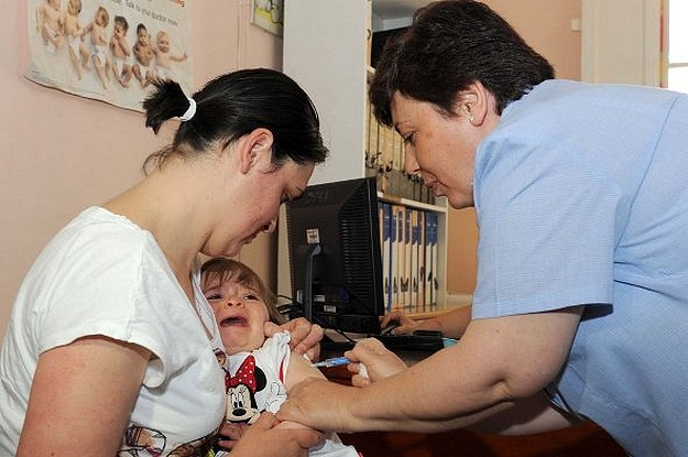 Number of measles cases in Europe rising, vaccination rate in Malta 99%