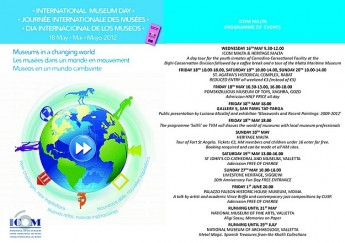 Special events to celebrate International Museum Day 2012