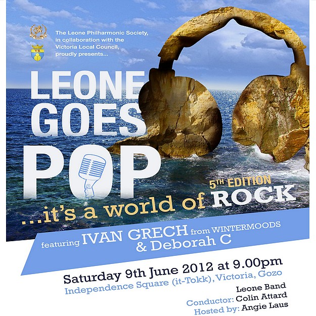 Leone Goes Pop's 5th edition being performed next month