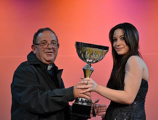 Charlene Muscat is overall winner of Nadur Song Festival