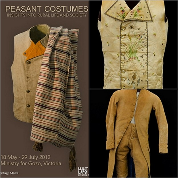 Peasant Costumes: Insights into Rural life and society